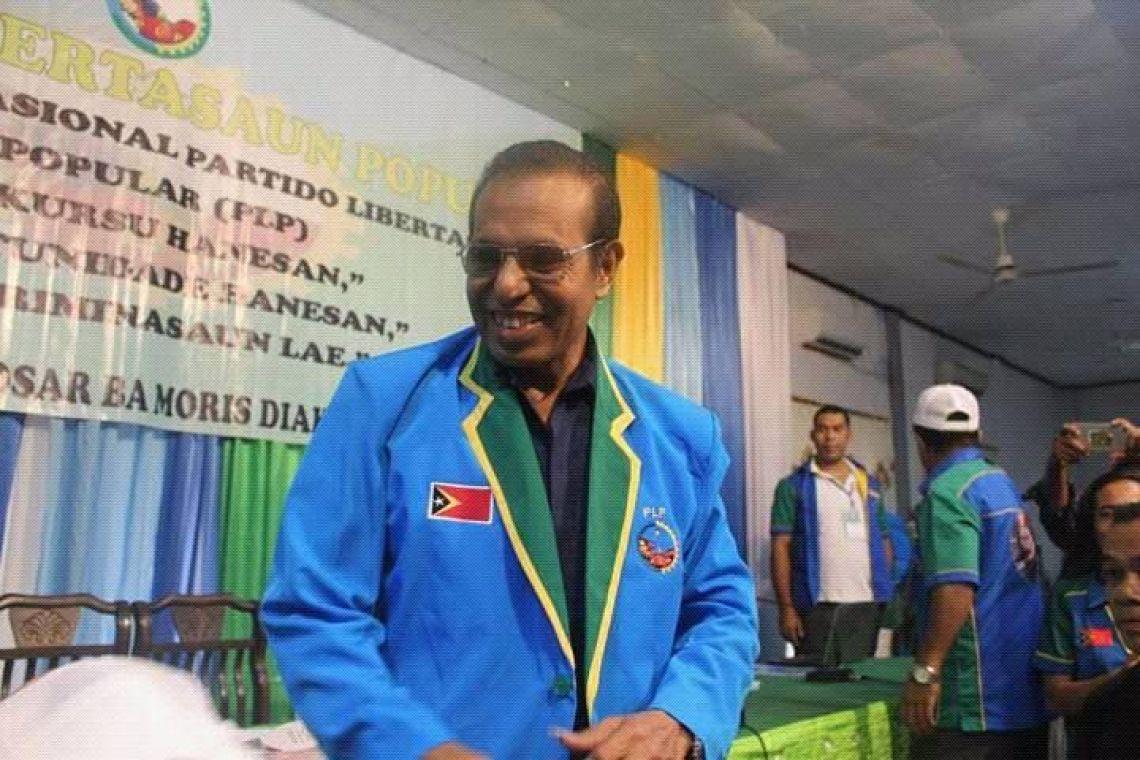 Vizita Belun Presidente PLP TMR iha Sub Adm Dom Aleixo, Comoro